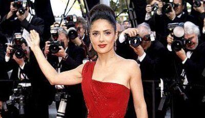 Actriţa Salma Hayek s-a simţit desfigurată