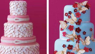 Accesoriile perfecte pentru tortul de nuntă!