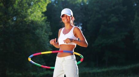 hula hula hoop revedeți pierderea în greutate)