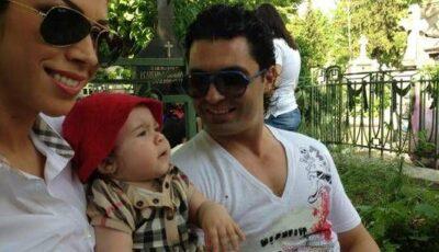 Vezi ce drăgălașă este fetiţa lui Pepe! FOTO