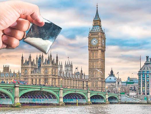 Descoperire şocantă în Palatul din Londra!