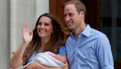 A fost anunțat numele bebeluşului regal