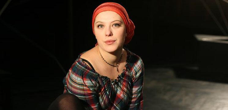 """Foto: Ana Tkacenko: """"Teatrul este crucea pe care mi-am ales-o și pe care trebuie s-o duc cu demnitate"""""""
