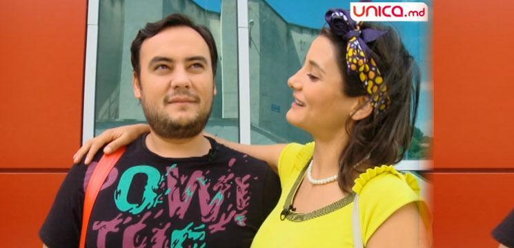 "Călin Roşca: ""Voi transmite live cum va naşte Lilu!"""