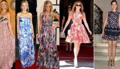 Ce rochie îți alegi în funcție de forma picioarelor?