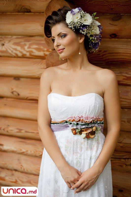 Mireasa Anului Coafuri De Mireasă Pentru O Nuntă De Vară