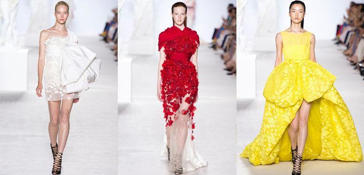 Giambattista Valli – Colecția Haute Couture 2013/2014