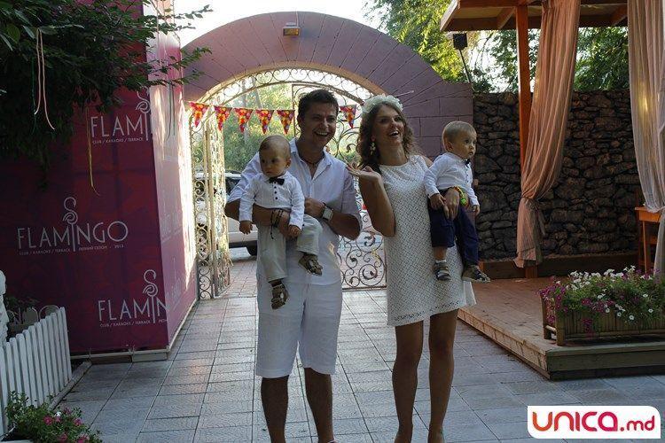Prima aniversare a gemenilor Manciu! (Foto)