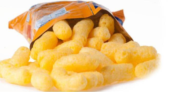 Pufuleții – o gustare pentru copii nu tocmai inspirată