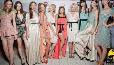 Surorile Artiuhova dau tonul Resort 2014 (FOTO)