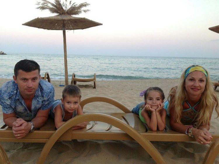 Familia Gorgos dezamăgită de vacanța în Bulgaria! (FOTO)
