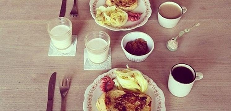 Idei de mic dejun! (Foto)