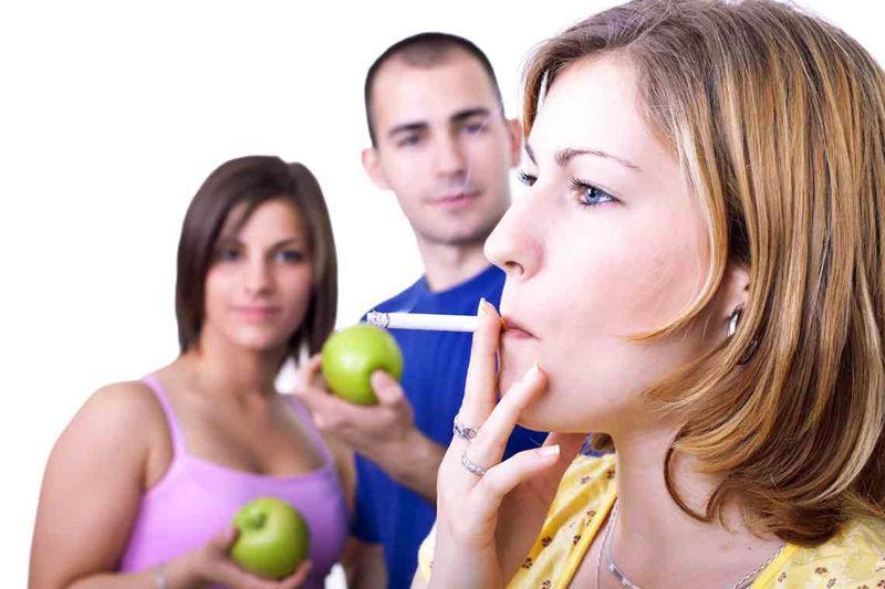 dieta fumat