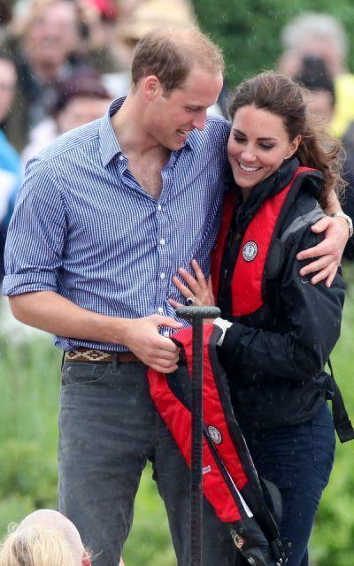 Ducesa de Cambridge a născut un băieţel! Prima declarație