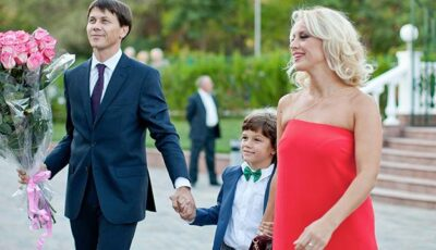 Nașii Violeta și Oleg Efrim – atitudine și eleganță. O poveste prezentată de revista ''Nunta by Aura''