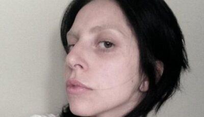 Lady Gaga nemachiată, slăbită, aproape de nerecunoscut