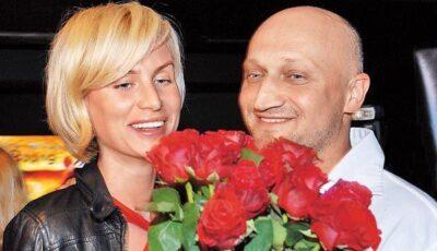 Gosha Kutsenko a vorbit despre nunta sa!