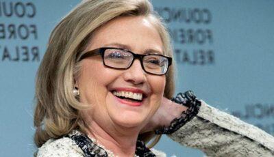 Hillary Clinton –  hotărâtă să rămână în istorie mai mult decât soția lui Bill Clinton!