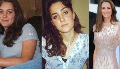 Kate Middleton – de la o adolescentă rebelă, la o prințesă rafinată!