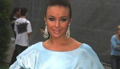 Oxana Feodorova i-a pus fiicei sale un nume de regină