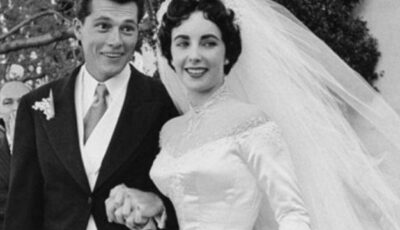 Cât valorează prima rochie de mireasă a lui Elizabeth Taylor?