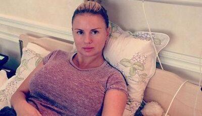 Ana Seminovici a fost internată în spital