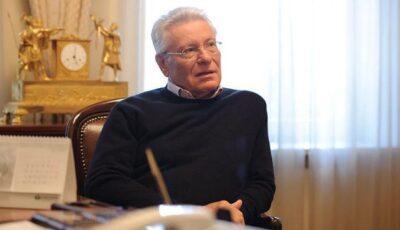 Petru Lucinschi: ''Am avut noroc de o femeie – înger''. O poveste prezentată de revista ''Nunta by Aura''