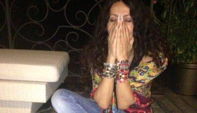 Mihaela Rădulescu a plâns de ziua ei! (FOTO)