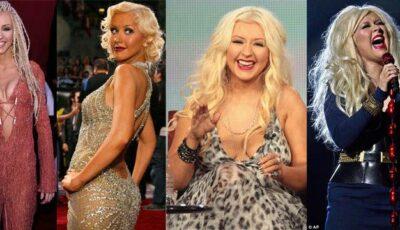 Christina Aguilera a slăbit dramatic!