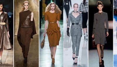 Culorile dictează tendinţele vestimentare în toamna 2013!