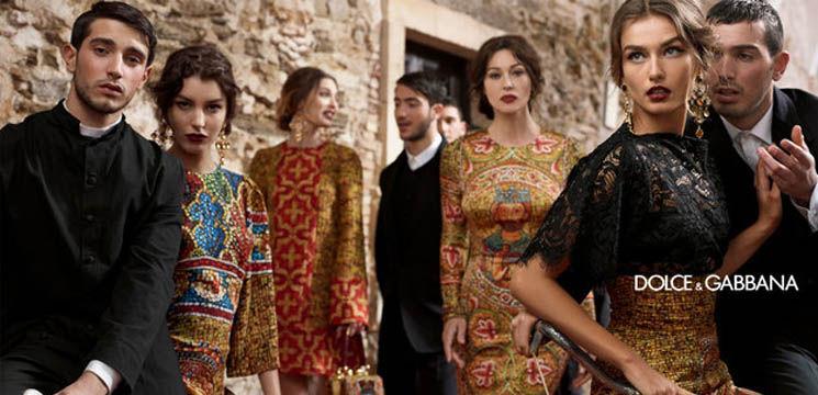 Dolce & Gabbana te impresionează cu o colecție specială!