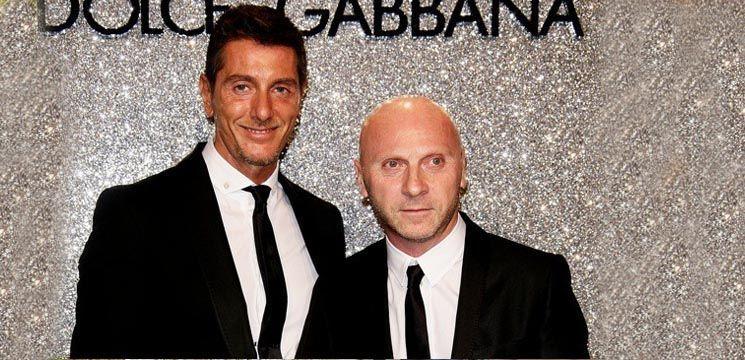 Domenico Dolce şi Stefano Gabbana, nevoiţi să-și închidă afacerea?!