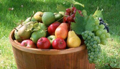 Fructele cu cel mai mare conţinut de zahăr
