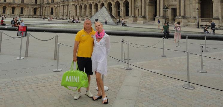 "Irina Bivol: despre Saint Tropez, ""foie gras"" și Timoti!"