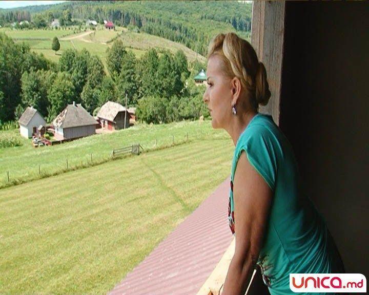 Maria Iliuț și-a construit vilă!!!