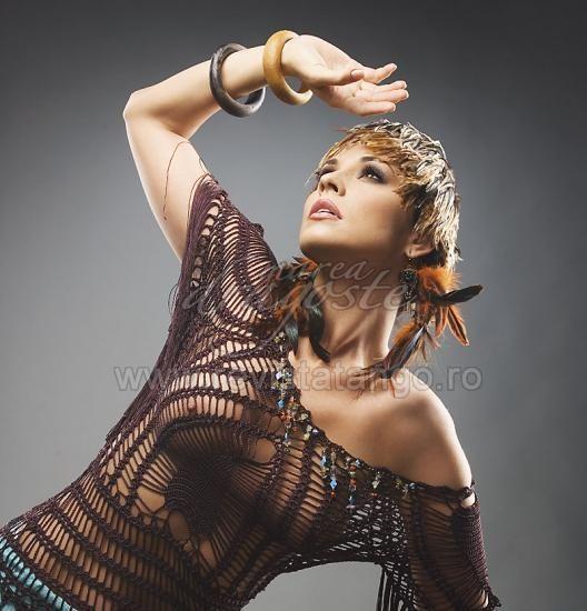 Andreea Marin într-un pictorial sexy! (FOTO)
