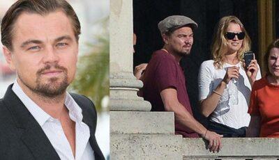 Cum arată noua cucerire a lui Leonardo DiCaprio