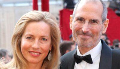 Văduva lui Steve Jobs și-a găsit un nou iubit