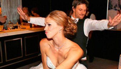 Poze de la nunta fostului soţ al cântăreţei Britney Spears