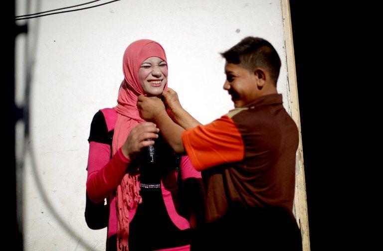 Exemplu de familie musulmană