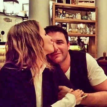 Poze romantice cu Xenia Sobceak!