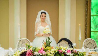 Și totuși, Mariana Șura s-a măritat!