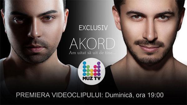 Akord lansează un nou videoclip