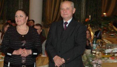 Soţia lui Nicolae Glib bate recordul la învârtit conserve!