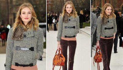 Ținute de la săptămâna modei de la Londra!