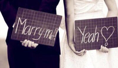 """Dragostea nu are limite! Cele mai """"trăsnite"""" cereri în căsătorie"""