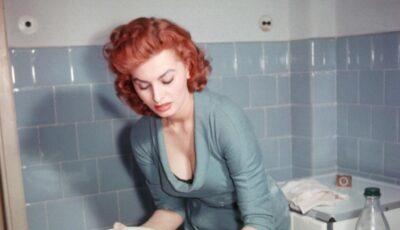 Poze cu Sophia Loren din tinereţe până în prezent