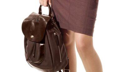 Trend alert: geanta tip rucsac!