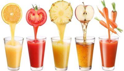 Un cocktail sănătos din fructe şi legume (Reţete)