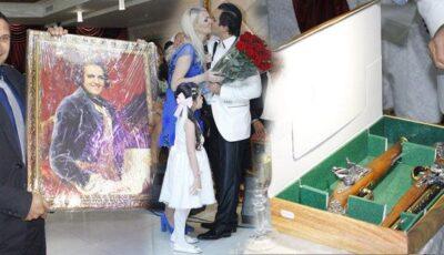 Igor Cuciuc și-a făcut o zi de naștere ca o nuntă!